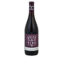 Brick & Vine Pinot Noir Red Wine - 750 Ml