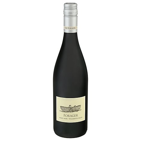 Forager Pinot Noir Willamette Valley Wine - 750 Ml