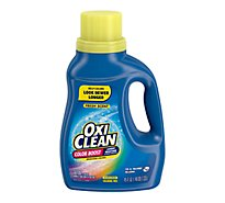 OxiClean 2in1 Stain Fighter Plus Color Safe Brightener Fresh Scent - 45 Fl. Oz.