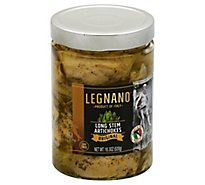 Legnano Artichokes Long Stem - 18.7 Oz