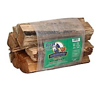 Blue Dragon Firewood Bundle Seasoned 0.75 Cu. Ft. - Each