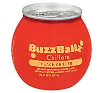 Buzzballz Peach Chiller - 187 Ml