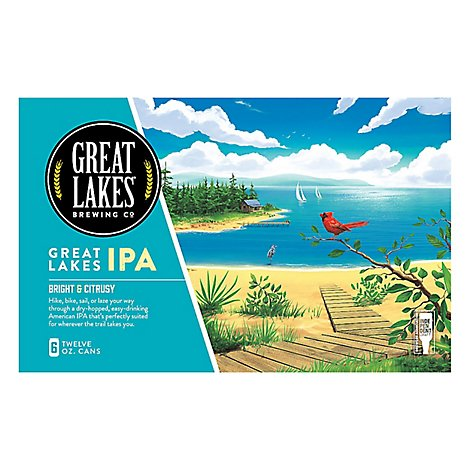 Great Lakes Ipa - 6-12 Fl. Oz.