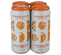 Sketchbook Orange Door Ipa - 4-16 Fl. Oz.