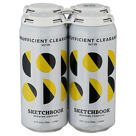 Sketchbook Insufficient Clearance Hazy Ipa - 4-16 Fl. Oz.