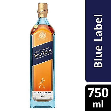 Johnnie Walker Year Of The Pig - 750 Ml