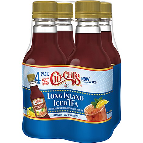 Chi-Chis Iced Tea Long Island - 200 Ml
