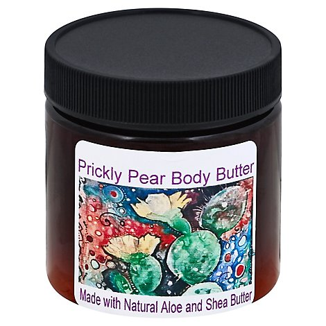 Taz Prickly Pear Body Butter - 5.6 Oz