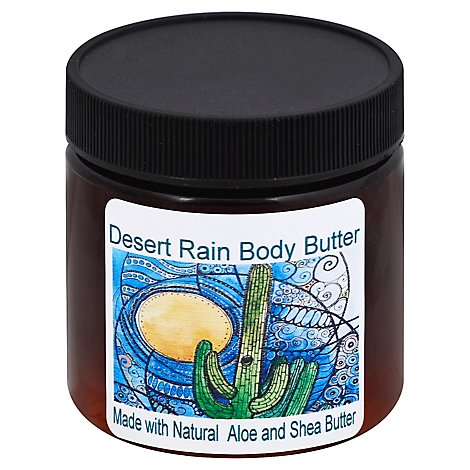 Taz Desert Rain Body Butter - 5.6 Oz