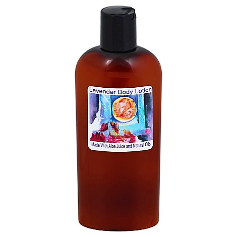 Taz Lavender Body Lotion - 9.5 Oz