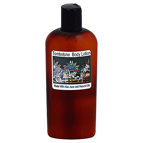 Taz Tombstone Body Lotion - 9.5 Oz