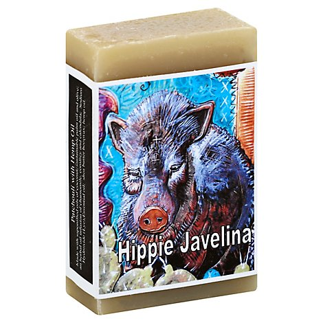 Taz Hippie Javelina Soap - 3.4 Oz