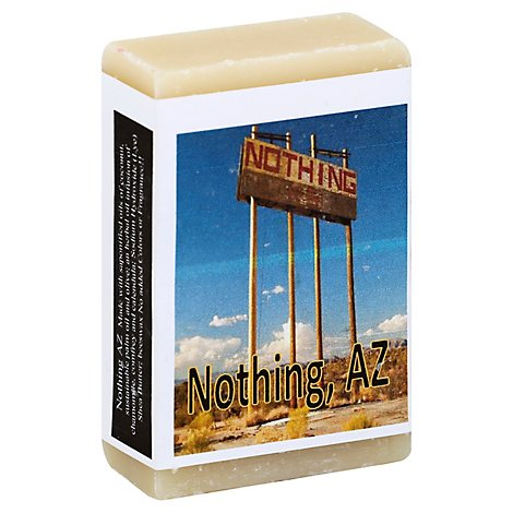 Taz Soap Nothing Az - 3.4 Oz
