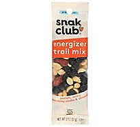 Snak Club Grab And Run Trail Mix Energizer - 2 Oz