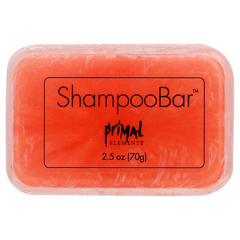 Primal Elements Island Sands Shampoo Bar - 2.5 Oz