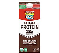 Horizon 2% Protein Chocolate Organic Mil - 64 Fl. Oz.