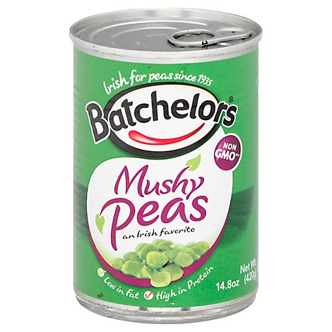 Batchelors Mushy Peas Canned - 14.8 Oz