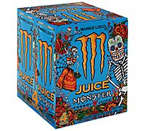 Monster Energy Juice Monster Energy + Juice Mango Loco - 4-16 Fl. Oz.