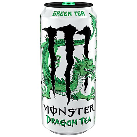 Monster Green Dragon Tea Energy - 15.5 Fl. Oz.