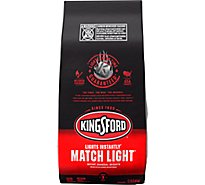 Kingsford Match Light Charcoal Briquets Instant - 12 Lb