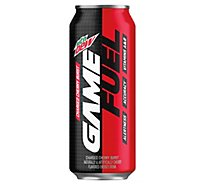 Mountain Dew Game Fuel Sparkling Juice Charged Cherry Burst - 16 Fl. Oz.