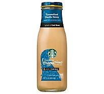 Starbucks Frappuccino Coffee Drink Chilled Caramelized Vanilla Honey - 13.7 Fl. Oz.