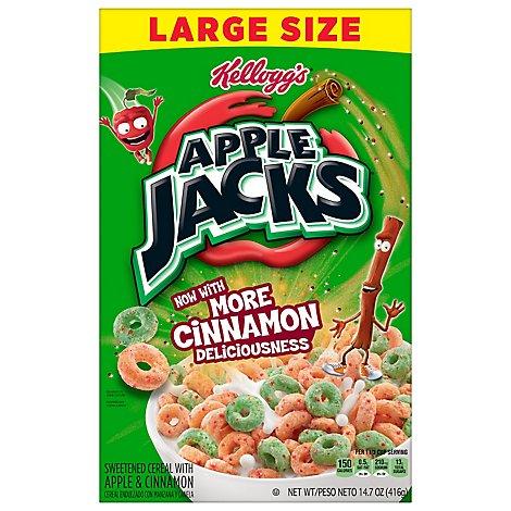 Apple Jacks Cereal Sweetened W - Online