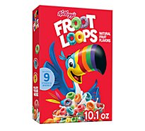 Froot Loops Breakfast Cereal Original - 10.1 Oz