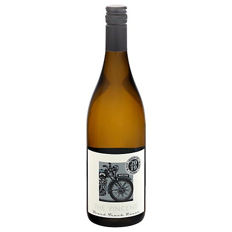 Brd Track Vincent White Wine - 750 Ml