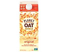 Planet Oat Regular Milk - 52 Fl. Oz.