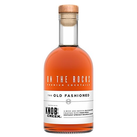 Otr Knob Creek Old Fashioned - 375 Ml