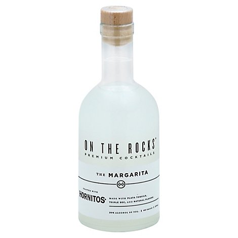 Otr Hornitos Margarita - 375 Ml