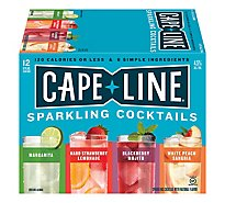 Cape Line Variety Pack In Cans - 12-12 Fl. Oz.