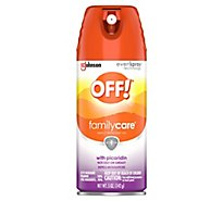 OFF! FamilyCare Insect Repellent VIII 5 oz