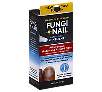 Fungi Nail Anti Fungal Ointment Maximum Strength - 0.7 Fl. Oz.