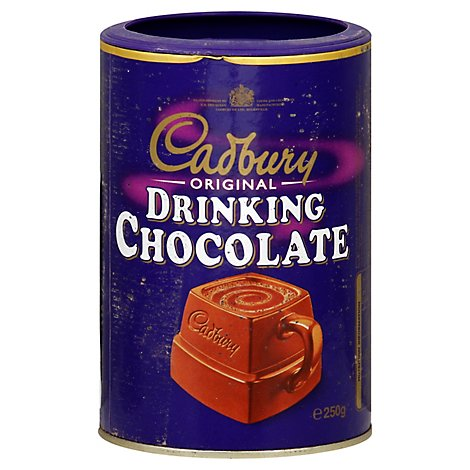 Cadbury Drinking Chocolate Original - 250 Gram