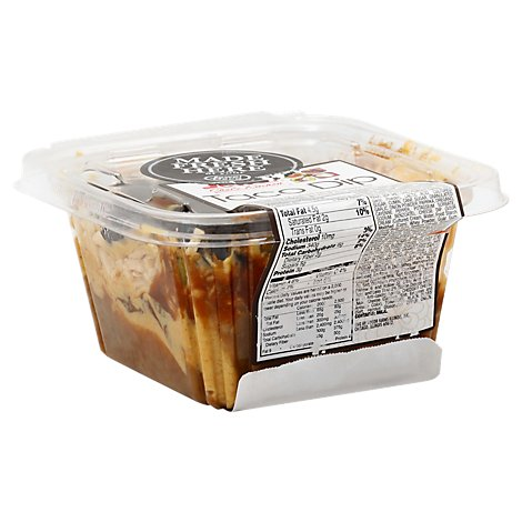 Chefs Kitchen Small Taco Dip - 0.50 Lb