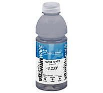 Glaceau Vitaminwater Ice Cool Blueberry Lavender - 20 Fl. Oz.