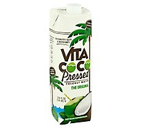 Vita Coco Pressed Coconut Water The Original - 33.8 Fl. Oz.