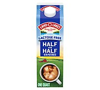 Land O Lakes Half And Half Lactose Free - 1 Quart