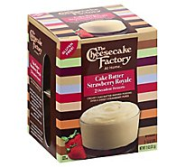 The Cheesecake Factory Cake Batter Straw - 11 Oz