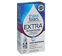 Thera Tears Xtra Eye Drops Lubricant Dry Eye Therapy - 0.5 Fl. Oz.