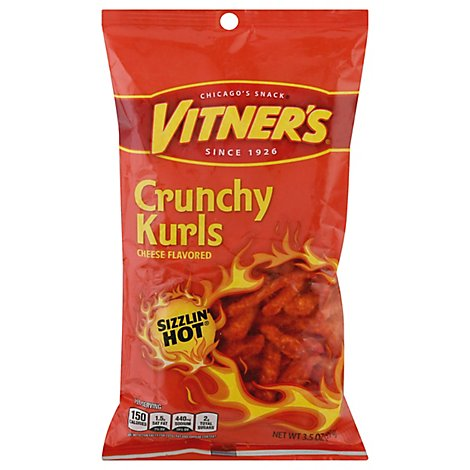 Vitners Hot Kurls - 3.5 Oz