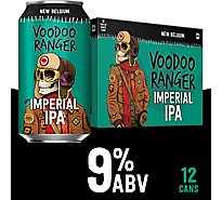 New Belgium Voodoo Ranger Ipa In Cans - 12-12 Fl. Oz.