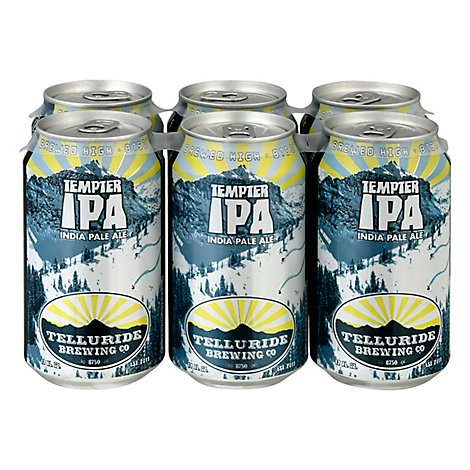 Telluride Brewing Tempter In Cans - 6-12 Fl. Oz.