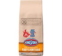 Kingsford Charcoal Briquets Easy Light Bag - 4 Lb
