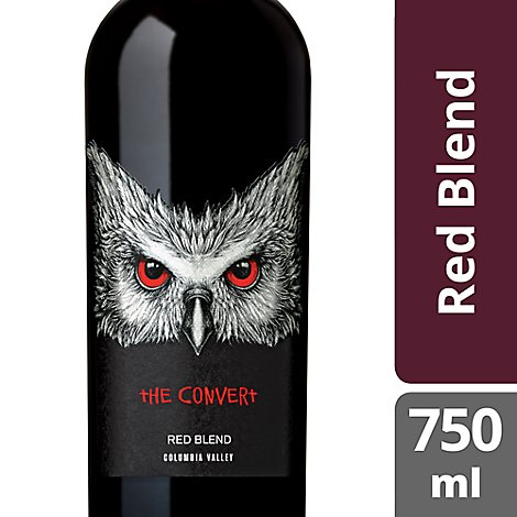 Tenet Wine The Convert Red Blend - 750 Ml