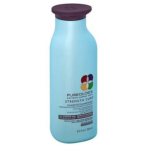 Pureology Strgnth Cure Shp - 8.5 Fl. Oz.