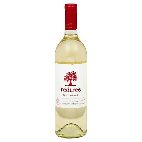 Redtree Pinot Grigio Wine - 750 Ml