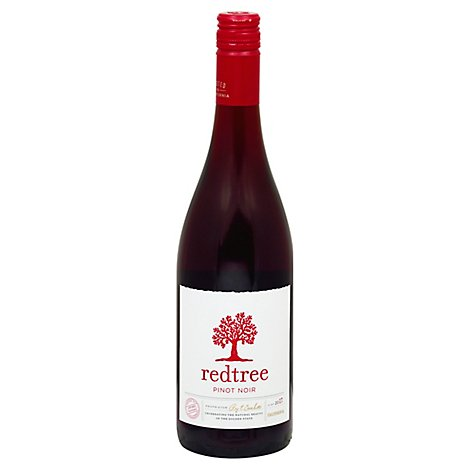 Redtree Pinot Noir Wine - 750 Ml
